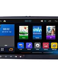 "9""2Din TFT Touch Screen CPU:833MHZ(ARM11+ARM9)In-Dash Car withGPS,BT,FM/AM,RDS,Support HD  720P,1080P"