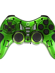 sei in un controller wireless per USB / PS2 / PS3 / PS1 / android TV / contenitore di Android TV / win10 verde