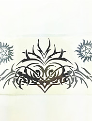 1 Pcs Waterproof Temporary Tattoo(33cm*13cm)