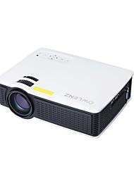 1000 lumens usb vga hdmi av entrées lecteur projecteur multimédia de jeux vidéo numérique hd lcd beamer 1080p