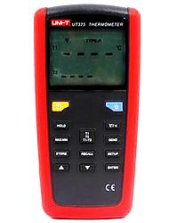 uni-t vermelho ut325 para termómetro