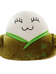 arroz de dibujos animados albóndigas de la almohadilla del amortiguador del algodón de la novedad con inserción para la decoración (color al azar)