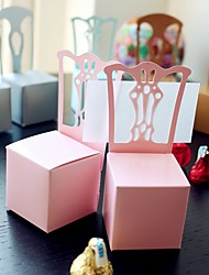 Bachelorette Party Pink Favor Box