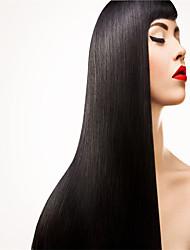 """3pcs / lot non traité 8 """"-34"""" 100% brésilien trame de cheveux vierges tisse des extensions de cheveux humains droites"""