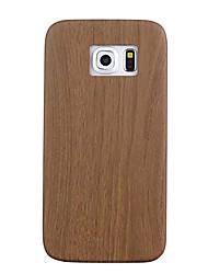 Für Samsung Galaxy S7 Edge Muster Hülle Rückseitenabdeckung Hülle Holzmaserung TPU Samsung S7 edge / S7 / S6 edge / S6