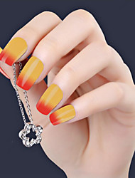 SIOUX Yellow and Red Color Gradient Nail Glue 6ML Nail Polish