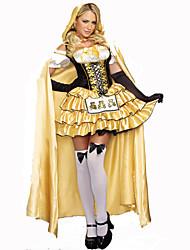 Cosplay-Doré-Costumes de cosplay-Autre- pourFéminin
