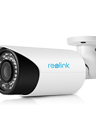 Reolink®RLC-411 4X Optical Motorized Zoom  POE Outdoor Waterproof Bullet IP Camera