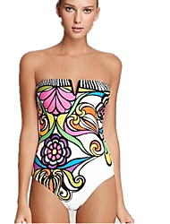 Digital Printing Triangle Swimsuit Leakage Swimsuit