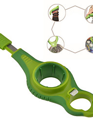 4-en-1 paquet bar opener opener Snip coupe outils de cuisine dévisser