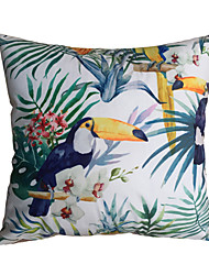 New Design Print Big Mouth Bird Decorative Throw Pillow Case Cushion Cover for Sofa Home Decor Soft Material