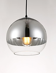 Max 60W Modern/Contemporary Designers Glass Pendant Lights Living Room / Bedroom / Dining Room