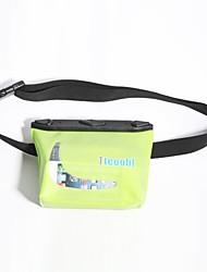 Сухие боксы / Водонепроницаемые сумки Унисекс Защита от влаги Подводное плавание и снорклинг Черный PVC