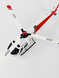 NEW Wltoys AS350 Flybarless 6CH  6 Axis RC Helicopter with Gyro