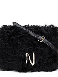 NAWO Women PU Shoulder Bag Black - F609