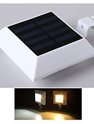 4LED Waterproof Wall Light PIR Human Body Motion Sensor Lamp Rechargeable Solar Power Light
