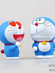Doraemon PVC 10cm Anime Action Figures Model Toys Doll Toy 1 Set