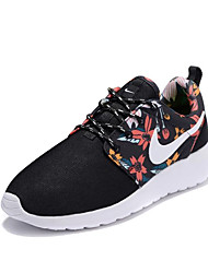 Nike Roshe One Print Women's Running Shoes Trainers Sneakers Shoes Black White Rainbow