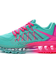 Nike Flyknit Air Max 2015 Womens Running Shoes Trainer Sneakers Shoes White Green Purple