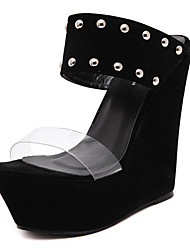 Women's Shoes Rubber Stiletto Heel Heels /Comfort / Novelty Sandals / Heels / Boots / Fashion Sneakers / Loafers
