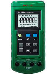 MASTECH MS7222 Green for Calibrator