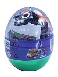 dr Boom Auto 6505, montiert le Bausteine Verkehrshindernisse verdreht Ei Bildungs-Spielzeug 69 Stück