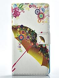Pour Coque Huawei P9 P9 Lite Portefeuille Porte Carte Avec Support Coque Coque Intégrale Coque Dessin Animé Dur Cuir PU pour HuaweiHuawei