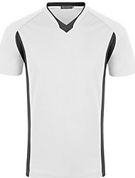 Outdoor Men's T-shirt Camping & Hiking / Climbing / Leisure Sports / Cycling/Bike / Running Breathable / Sweat-wicking