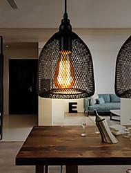 MAX 60W Plafond Lichten & hangers ,  Retro Schilderen Kenmerk for Ministijl MetaalWoonkamer / Eetkamer / Keuken / Studeerkamer/Kantoor /