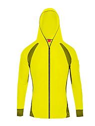 Wandern Oberteile Unisex Atmungsaktiv / UV-resistant Sommer / Herbst Weiß M / L / XL / XXL / XXXLCamping & Wandern / Angeln / Übung &