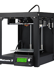 Geeetech MeCreator 2 Desktop  Ultra High Precision Sheet Metal 3D Printer with Nozzle 0.4/ 1.75 110V Power Supply