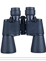 BIJIA 20 50 mm Бинокль Porro Prism Водонепроницаемый / Общий / Призма Порро / Высокое разрешение / Зрительная труба / Ночное видение