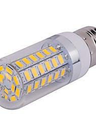 1 pcs e14 / G9 / E26 / E27 15 60 w SMD 5730 1500 lm branco quente / frio branco lâmpadas milho ac 110/220 V