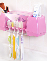 Creative Strong Stick Multifunction Toothbrush Holder Toothpaste