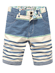 2016 summer new men's cotton five points beach pants, Europe and the United States fashion casual shorts shorts