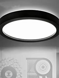 Modern LED Ceiling Lamp Metal Flush Mount Living Room / Bedroom / Dining Room / Kitchen / Bathroom