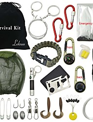 Outdoor-Survival-Kits Notfall-Kits