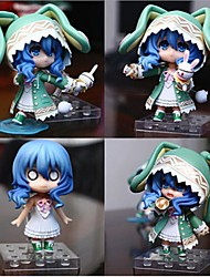 Date A Live Yoshino PVC 10cm Figures Anime Action Jouets modèle Doll Toy