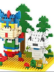 Loz Small New Dynamic Superman Loz Diamond Blocks Block Toys DIY Toys (290 Pcs)