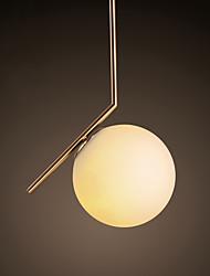 max40w Lustre ,  Contemporain Autres Fonctionnalité for Designers MétalSalle de séjour / Chambre à coucher / Salle à manger / Cuisine /