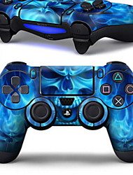 B-Skin® Style Wrap Skin Fits for PS4 Dualshock 4 Controller(Controller not included)