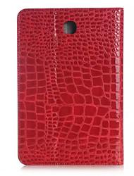 Für Samsung Galaxy Hülle Kreditkartenfächer / Geldbeutel / mit Halterung / Flipbare Hülle / Geprägt Hülle Handyhülle für das ganze Handy