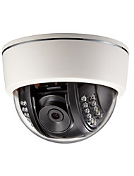 CTVMAN® Dome IP Camera Wireless 720P 1MP Support Night Vision For Indoor Home Surveillance