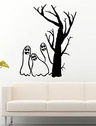Tiere / Botanisch / Feiertage / Formen / Fantasie Wand-Sticker Flugzeug-Wand Sticker,VINYL 43*48CM