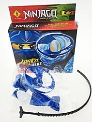 vuelo del ninja pies giroscopio con las luces