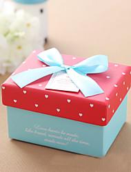 Geschenk Schachteln(Rot,Kartonpapier) -Nicht personalisiert-Hochzeit / Jubliläum / Brautparty / Babyparty / Quinceañera & Der 16te