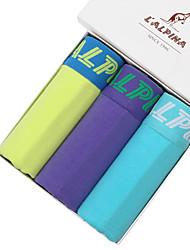 L'ALPINA Hommes Coton Boxer Short 3 / boîte - 21138