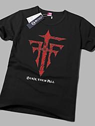 Inspired by Baka to Tesuto to Shōkanjū Cotton T-shirt