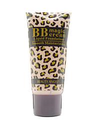 3 Fond de Teint Humide CrèmeHumidité Protection Solaire Couverture Blanchiment Anti Peau Grasse Longue Durée Correcteur Etanches
