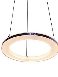 12 Подвесные лампы ,  Современный Матовый Особенность for Светодиодная лампа Металл Гостиная Спальня Столовая Кабинет/Офис